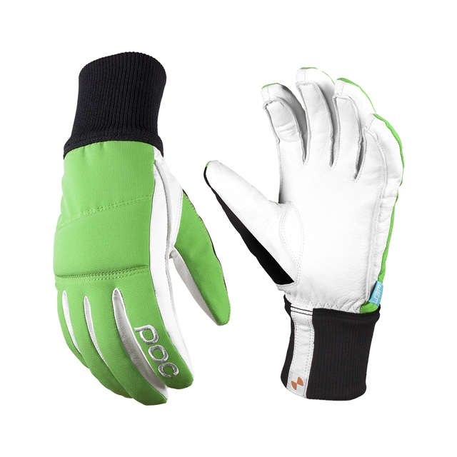 POC - Nail Color Gloves: Thallium Green, Extra Small