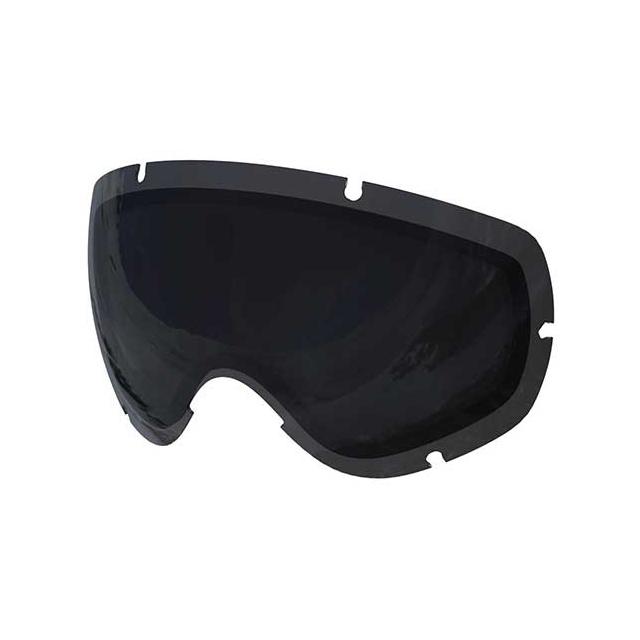 POC - Lobes All Black Goggles: Black/Black