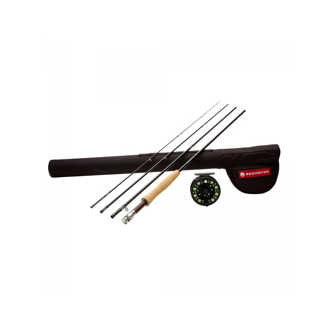 Redington - Path Fly Fishing Outfit - BLACK,480-4