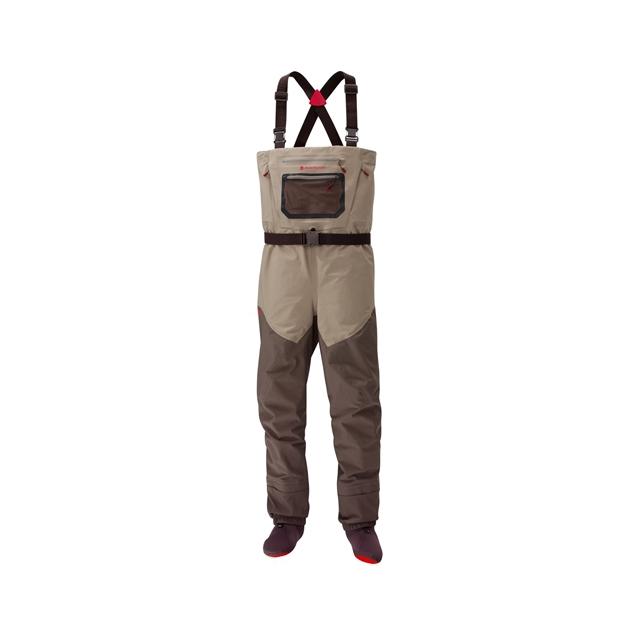 Redington - Sonic-Pro HD Waders - Clay/Dark Earth,S