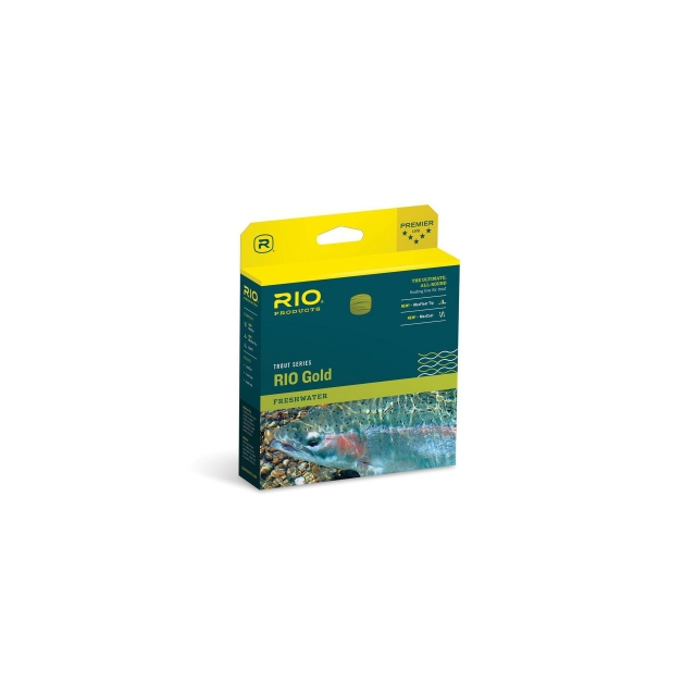 Rio Products® - Gold Fly Line