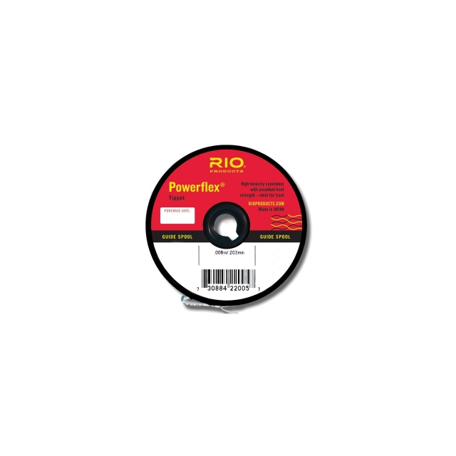 Rio Products® - Powerflex Tippet Guide Spool - 110yd