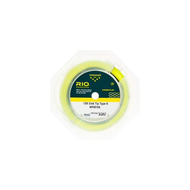 RIO - 15ft Type 6 Sinking Fly Line