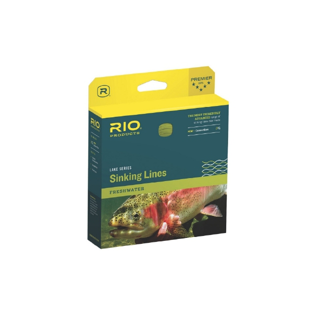 Rio Products® - In-Touch Deep 3 Fly Line