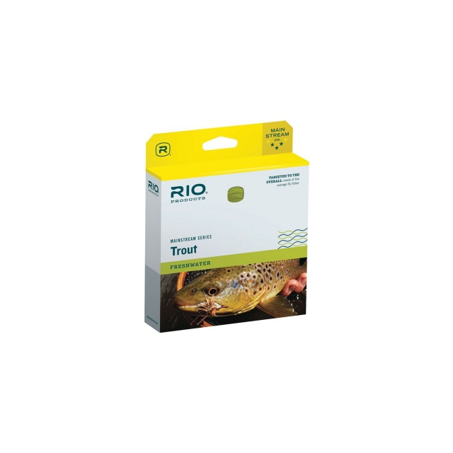 Rio Products® - Mainstream Trout Freshwater Fly Line