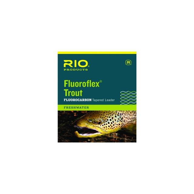 RIO - Fluoroflex Trout Leaders