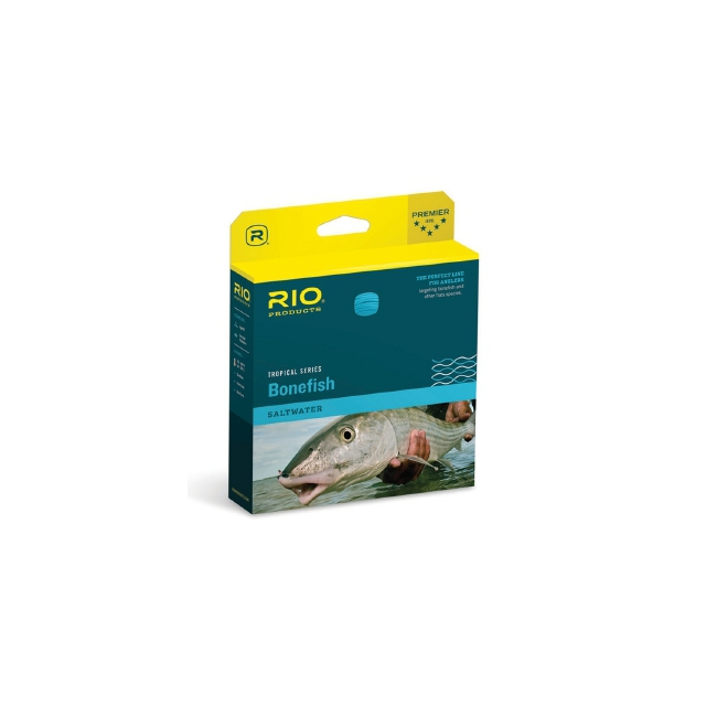 RIO - Bonefish QuickShooter High-Vis Fly Line