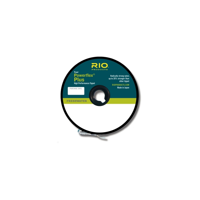 Rio Products® - Powerflex Plus Tippet - 50yd