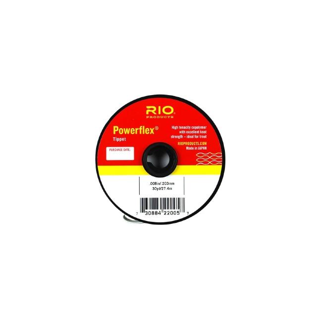 RIO - Powerflex Tippet Guide Spool - 75yd