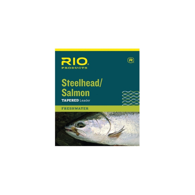 RIO - Salmon/Steelhead Leader - 3 Pack