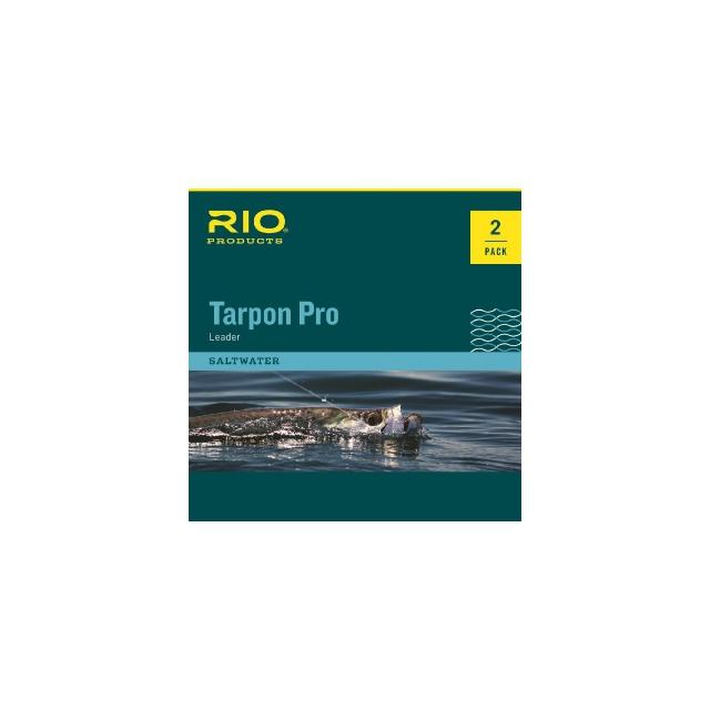 RIO - Pro Tarpon Leader Fluorocarbon Shock
