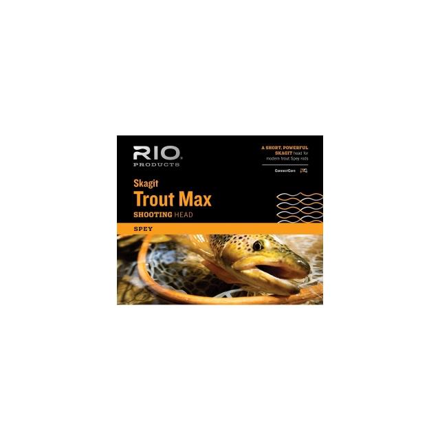 RIO - Skagit Trout Max Shooting Head