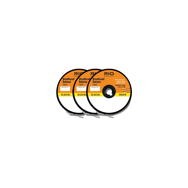 RIO - Steelhead/Salmon Tippet - 3 Pack