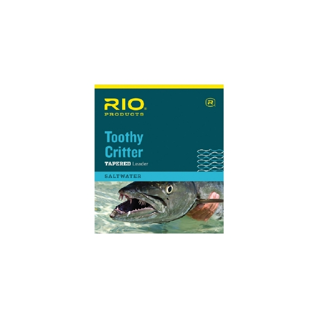 RIO - Toothy Critter II Stainless Wire with Snap