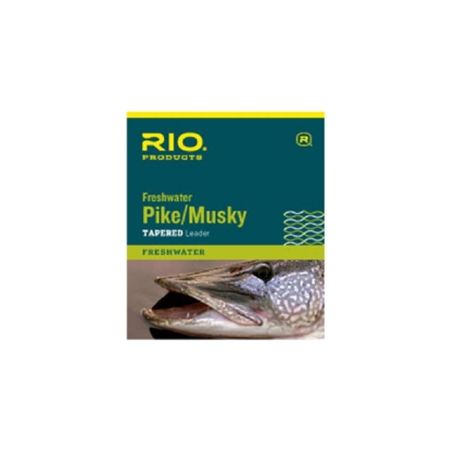 RIO - Pike/Musky II Stainless Wire with Snap