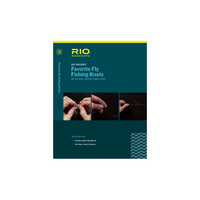 RIO - Favorite Fly Fishing Knots DVD