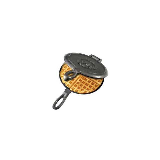 Rome - Old Fashioned Waffle Iron - Cast Iron