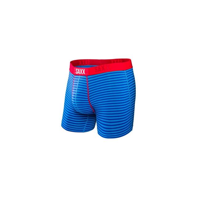 Saxx - Saxx Vibe Boxer Brief Mariner Stripe - Men's - Mariner Stripe In Size