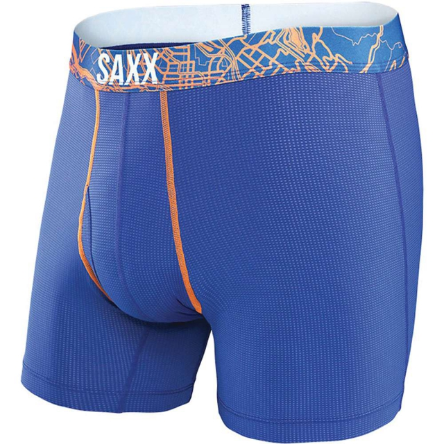 Saxx - SAXX Men's Quest 2.0 Boxer with Fly