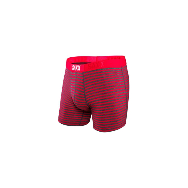 Saxx - Saxx Vibe Boxer Brief Red Hiker - Men's - Red Hiker In Size
