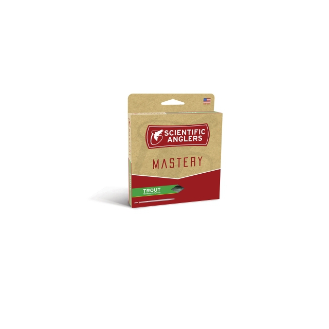 Scientific Anglers - Mastery Trout Taper Fly Line