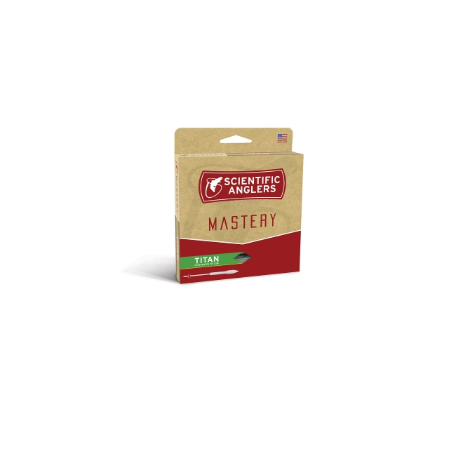 Scientific Anglers - Mastery Titan Taper Fly Line