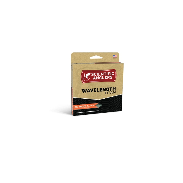 Scientific Anglers - Wavelength Titan Big Water Taper Fly Line