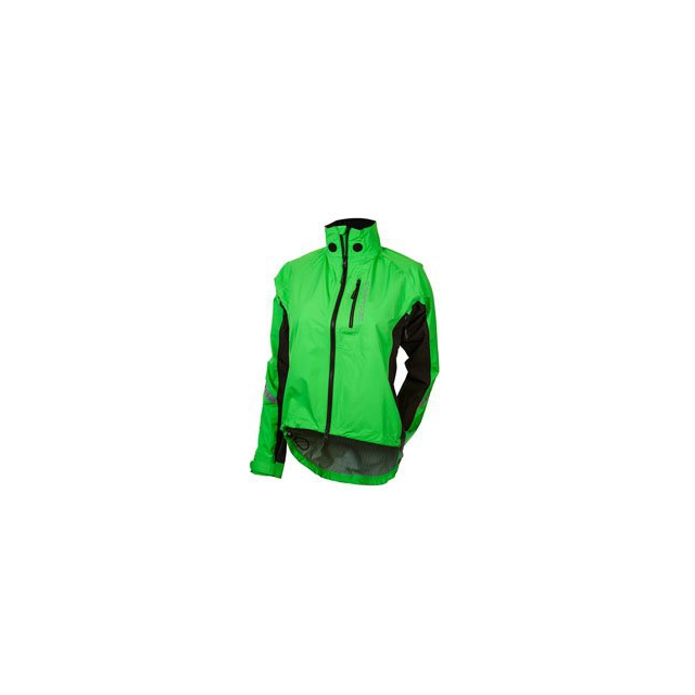 Showers Pass - Double Century RTX Cycling Jacket - Women's - Lime In Size