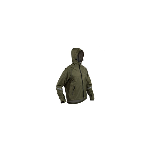Showers Pass - Crossover Rain Jacket - Men's - Olive In Size: Extra Large