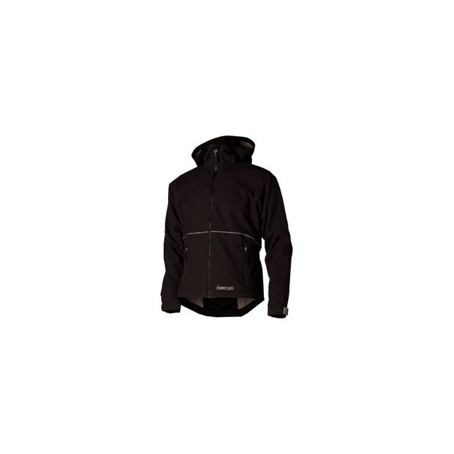 Showers Pass - Rogue Commuter Hoodie - Men's - Black In Size