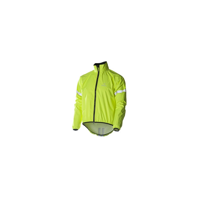 Showers Pass - Storm Cycling Jacket - Men's - Neon Yellow In Size