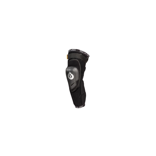 Six Six One - RAGE HARD KNEE/SHIN GUARD - Black In Size