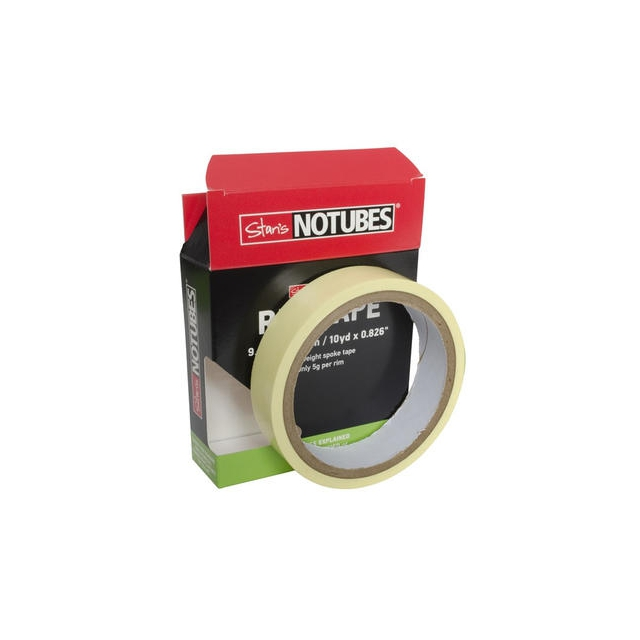 Stan's NoTubes - Yellow Rim Tape (27mm Width)