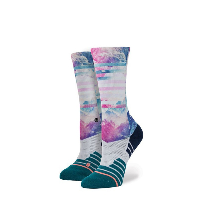 Stance - Womens Fit Crew Teal Large / X-Large
