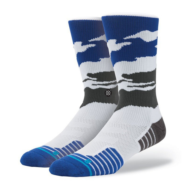 Stance - Mens Pinfire Blue Large / X-Large