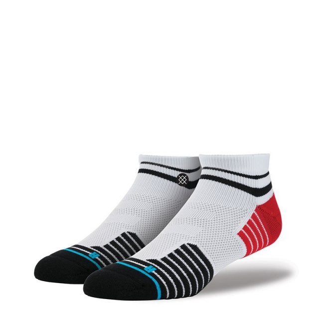 Stance - Mens Corpo Red Low Red Large / X-Large
