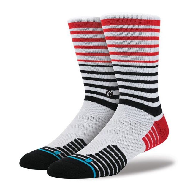 Stance - Mens Corpo Red Red Large / X-Large