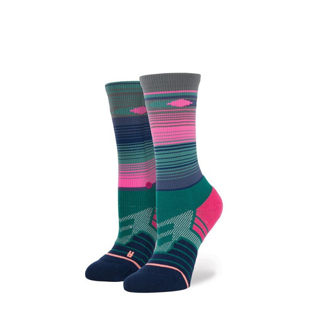 Stance - Womens Trabajo Crew Teal Large / X-Large