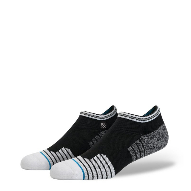 Stance - Mens Guided Low Black Large