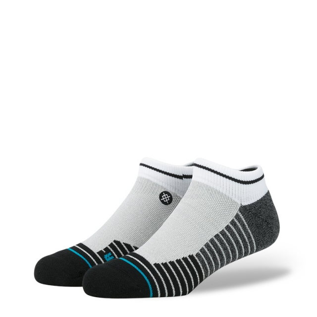 Stance - Mens Tidal Low Grey Large