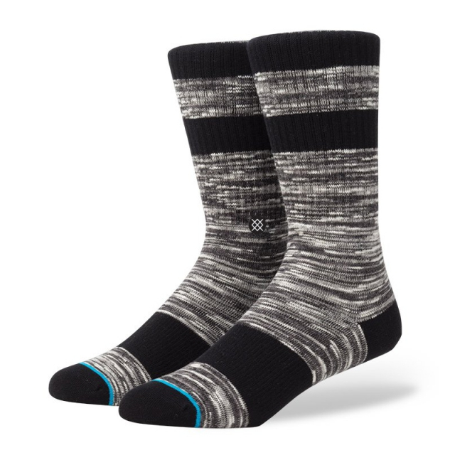 Stance - Mens Mission Charcoal Large