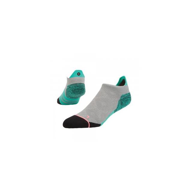 Stance - Restless Running Sock Women's, Heather Grey, M