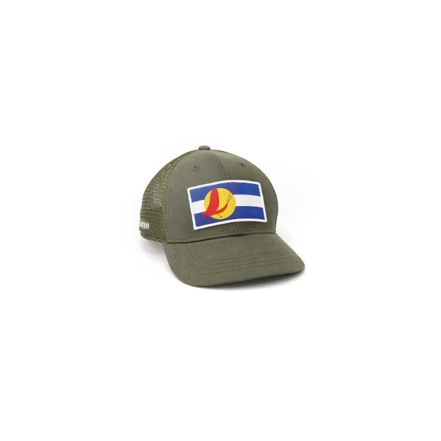 Rep Your Water - Colorado Mayfly Mesh Back Hat