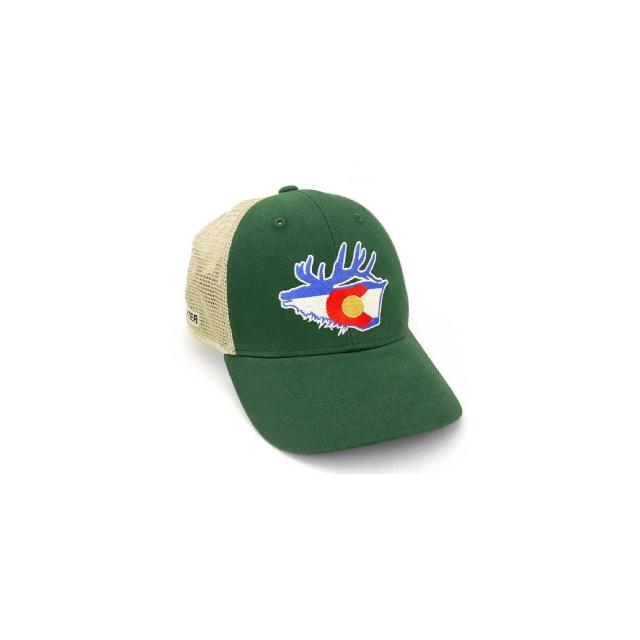 Rep Your Water - Colorado Elk Mesh Back Hat