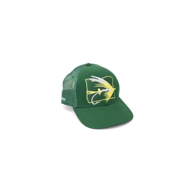 Rep Your Water - Oregon Steelhead Fly Mesh Back Hat