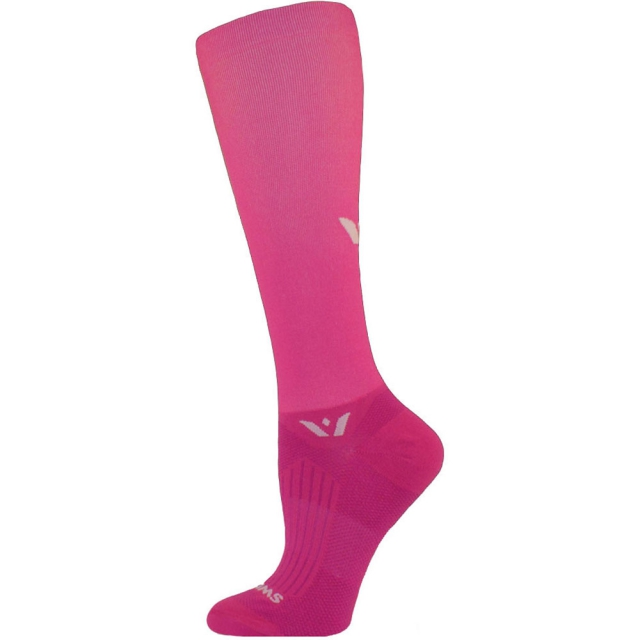 Swiftwick - Aspire Twelve Sock - Neon Pink M