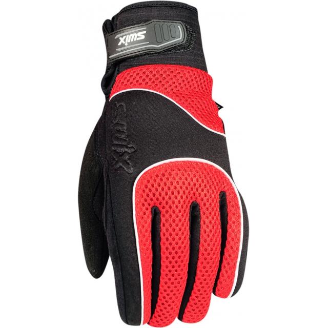 Swix - - Cross Tech Glove Mens - Small - Red