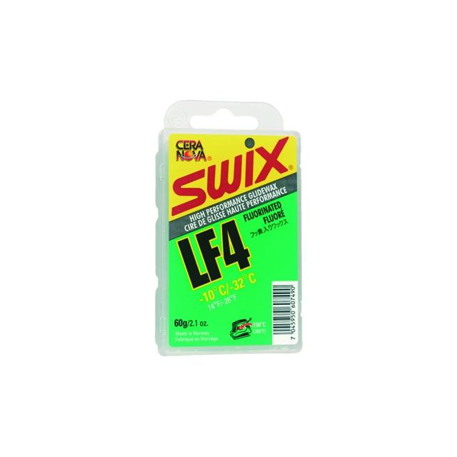 Swix - LF4 Low Flouro Wax : Green