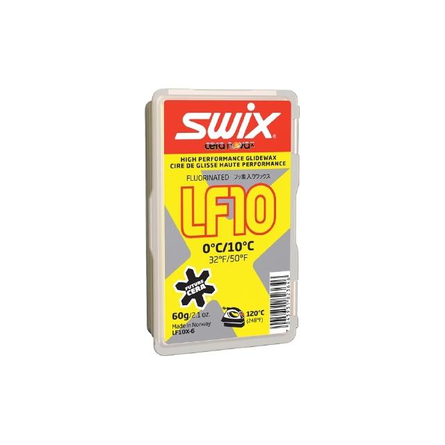 Swix - LF10X Wax - 60g