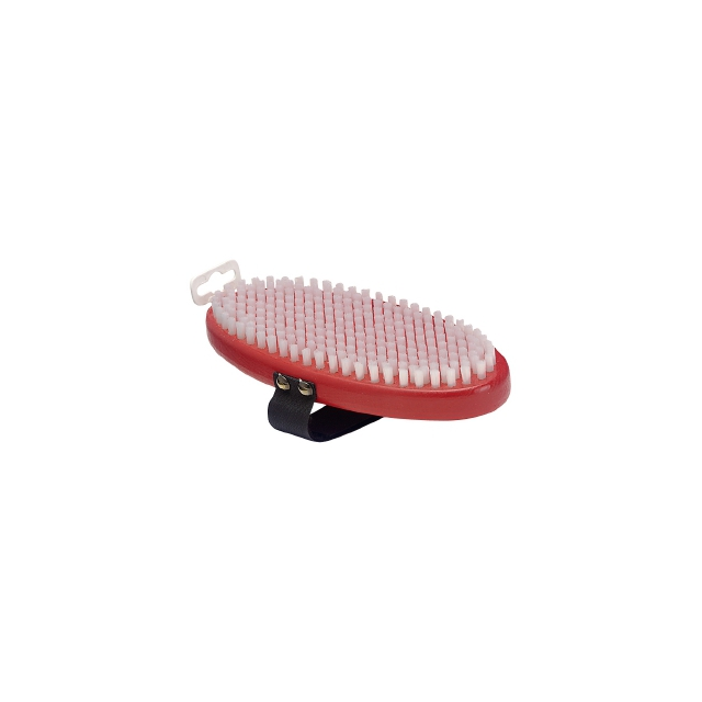 Swix - Oval White Nylon Brush